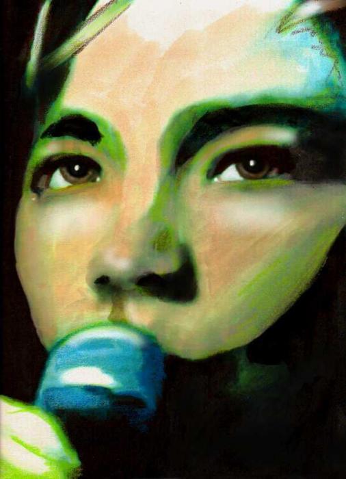 Björk by brainfree